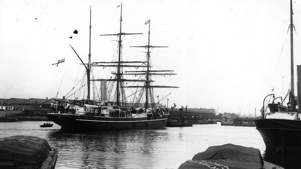 Scottova loď Terra Nova