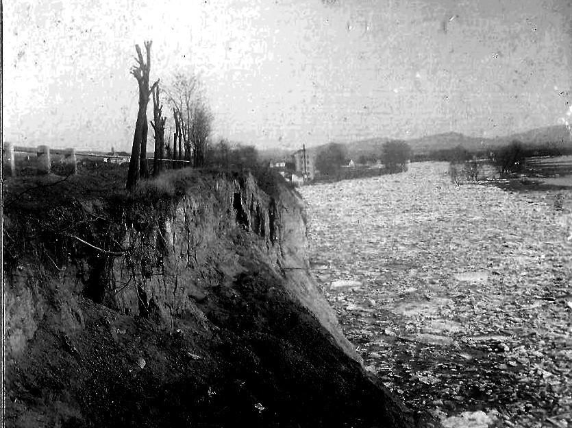 1895 - ledy na Ohři