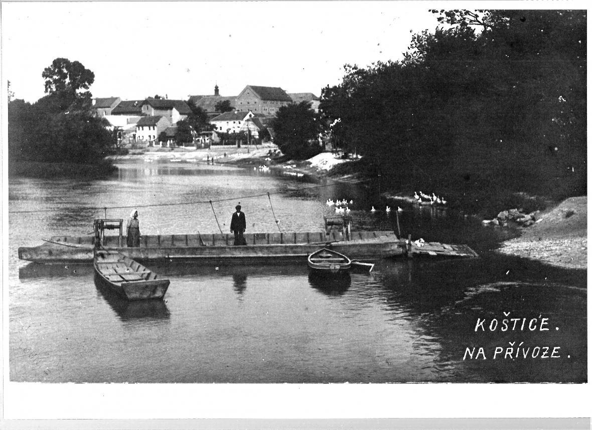 Koštice - 1920