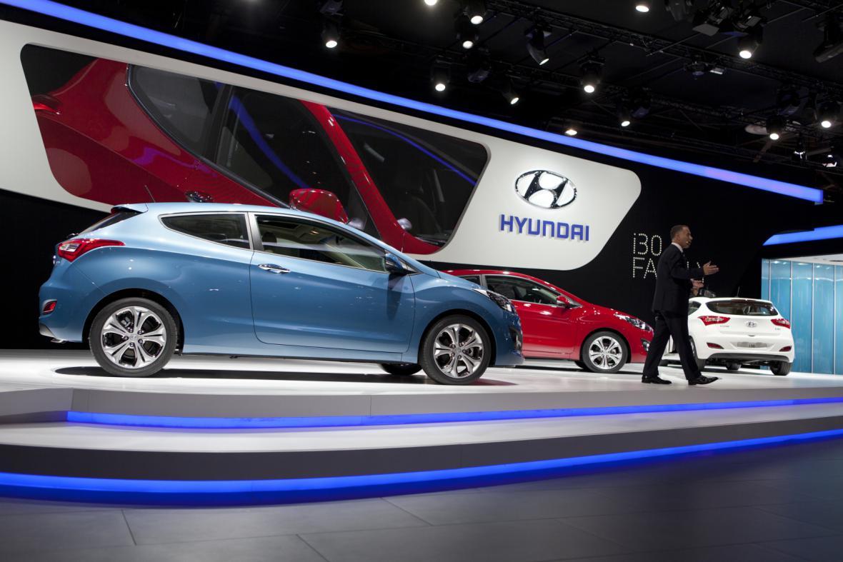 Vůz Hyundai i30