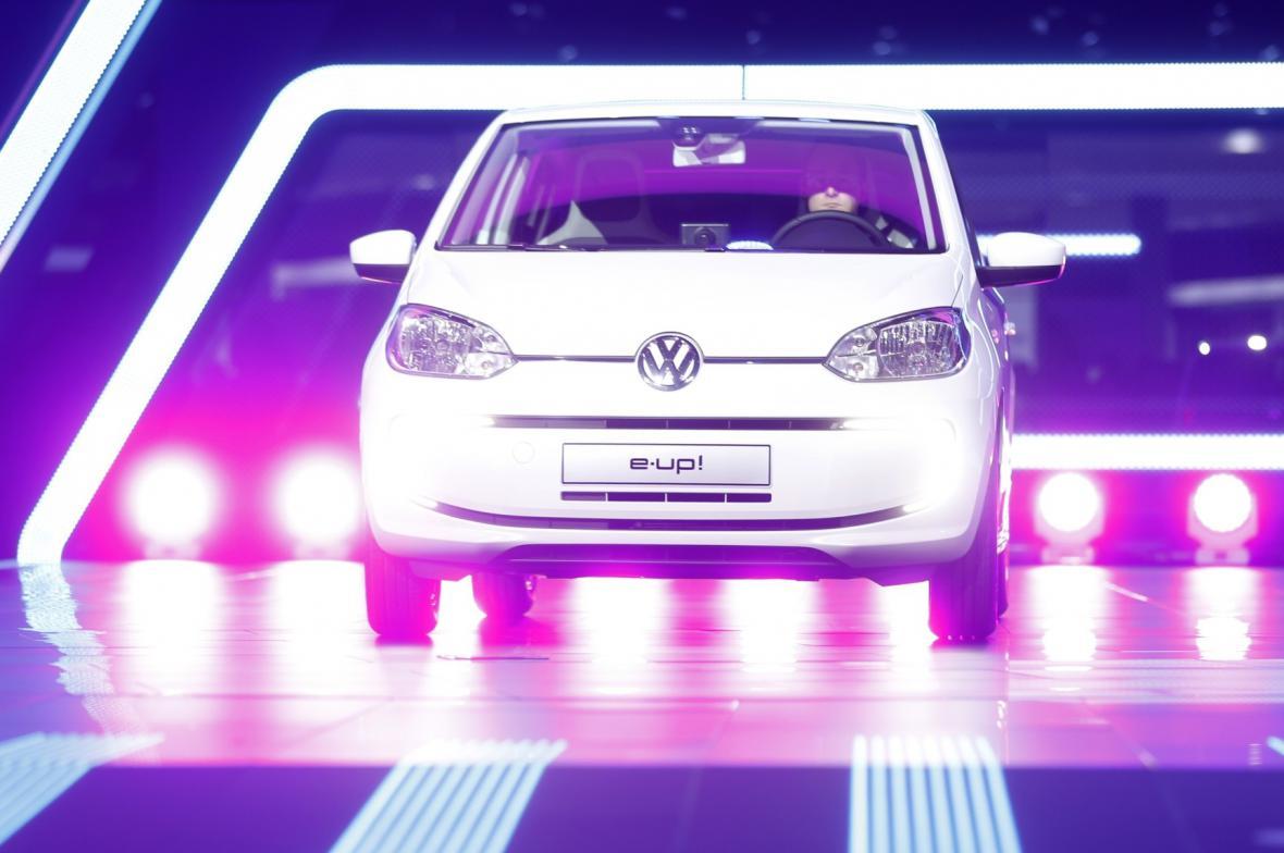 Vůz Volkswagen