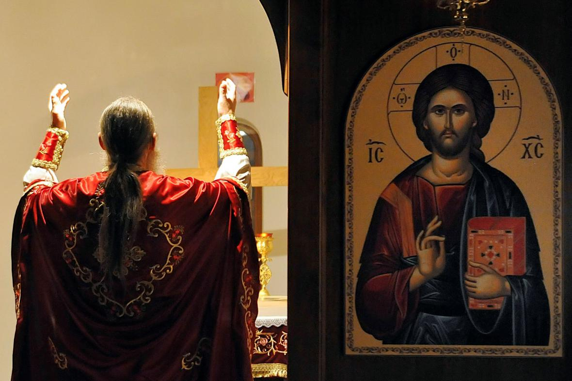 Pravoslavné Vánoce v Jezdovicích