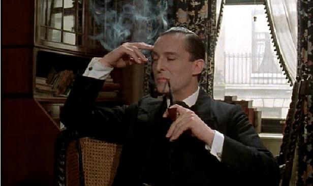 Sherlock Holmes / Jeremy Brett