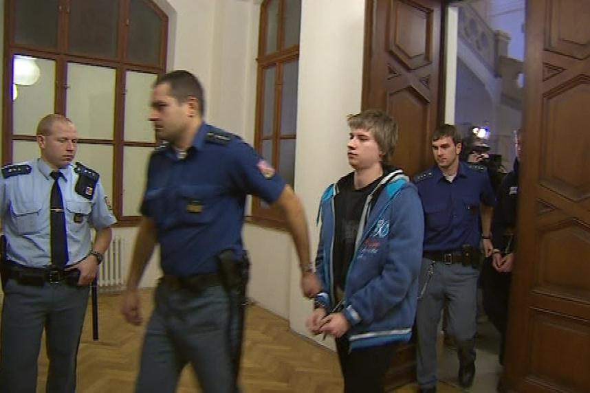 Mladík podezřelý z vraždy jihlavské školačky