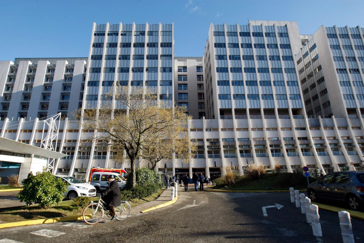Nemocnice v Grenoblu