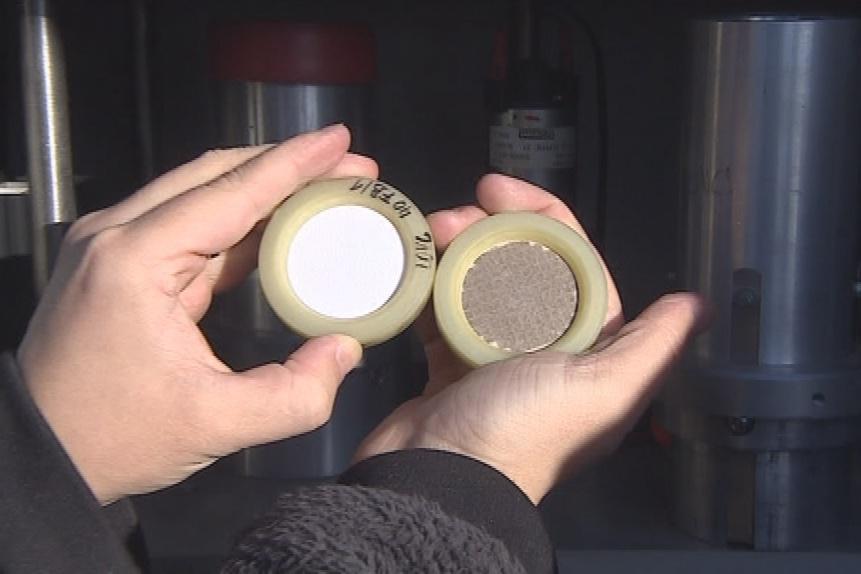 Filtry ukazují množství polétavého prachu