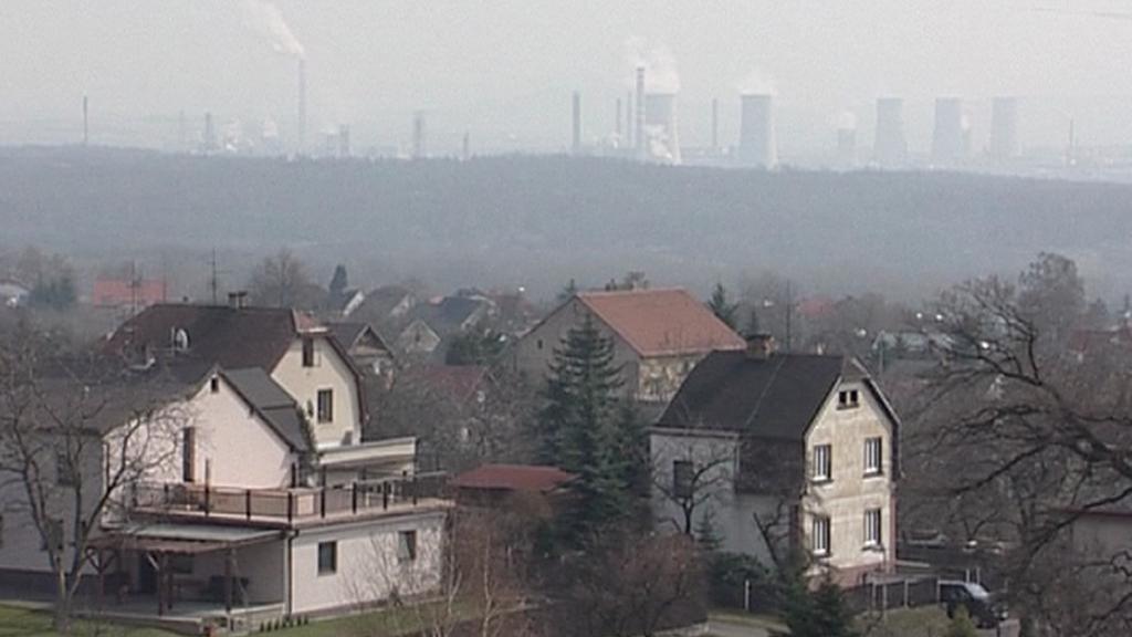Kvalita ovzduší