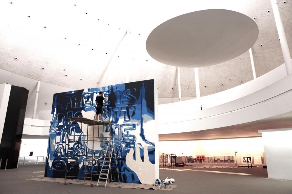 Pasta Oner / mural art- Brasil 2012