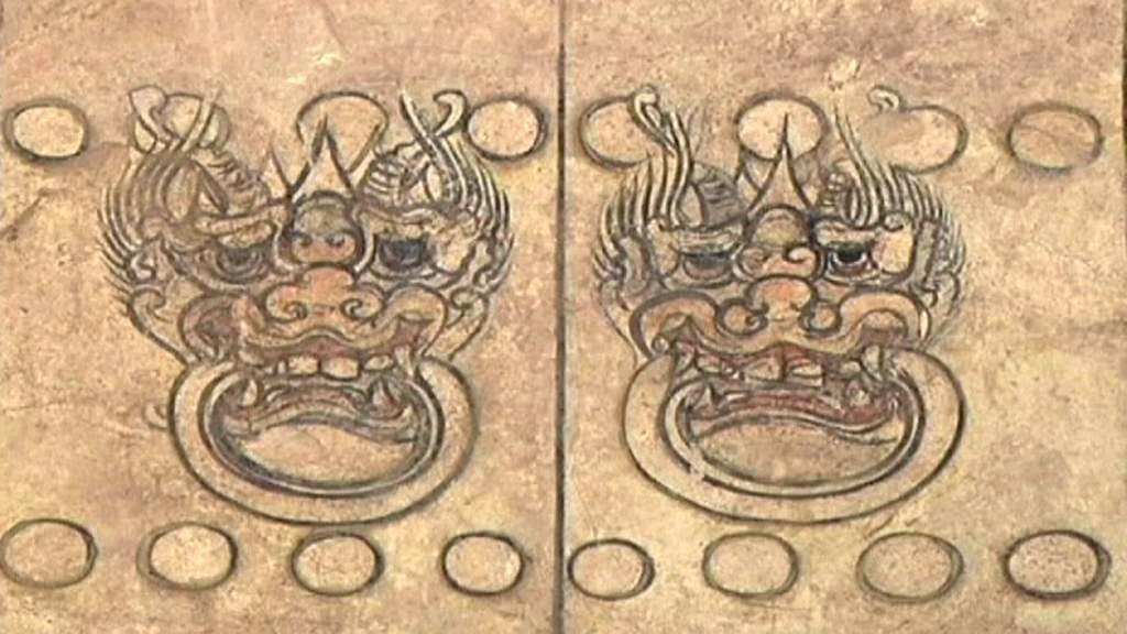 Nástěnné malby z období vlády Severních dynastií