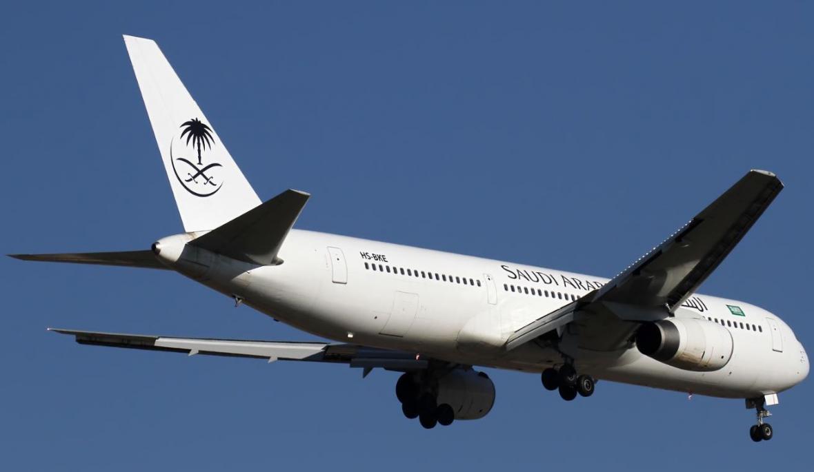 Saudi Arabian Airlines Boeing 767-300