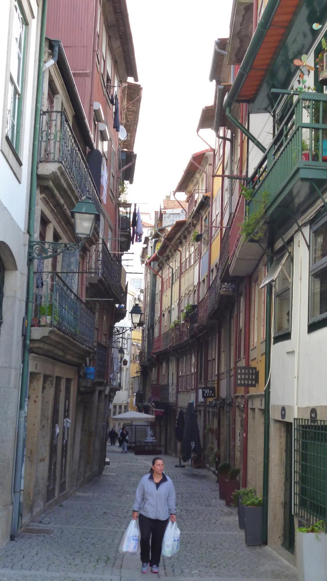 V ulicích Porta