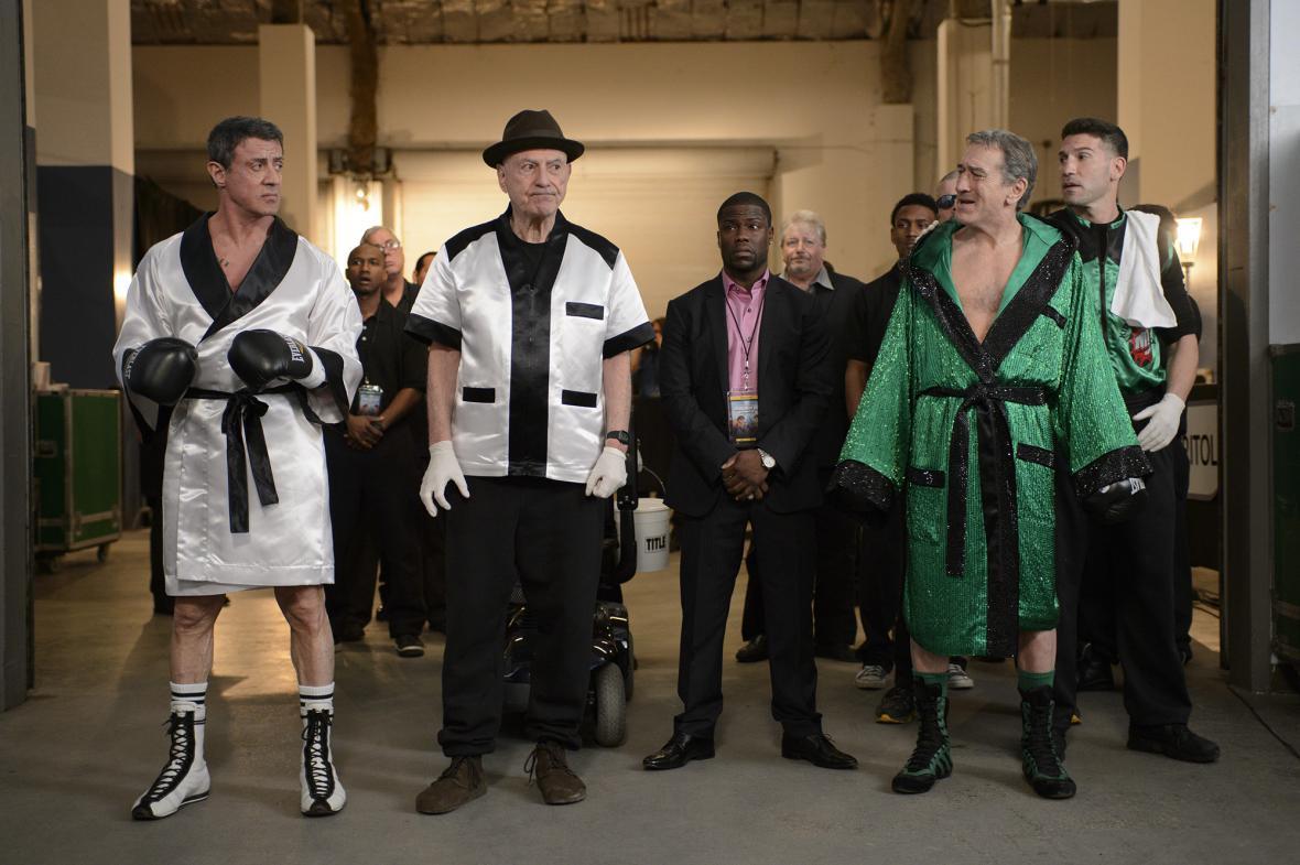 Zpátky do ringu