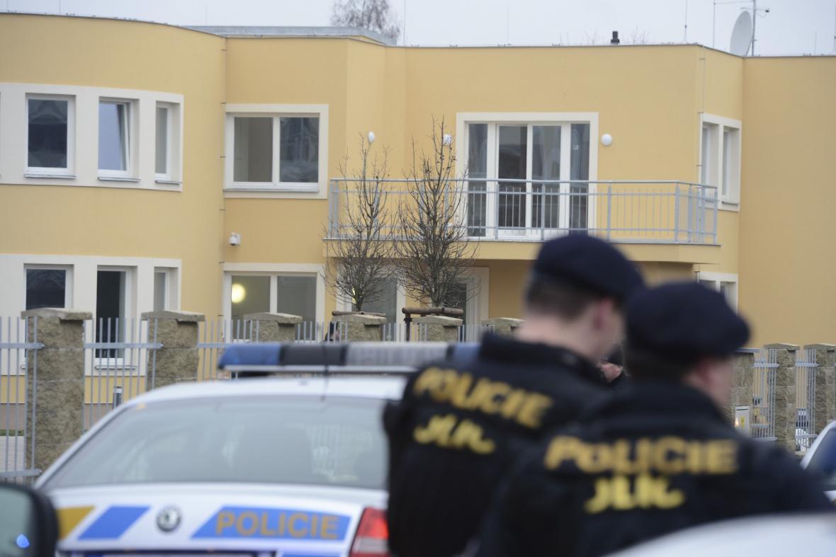 Rezidence palestinského velvyslance v Praze