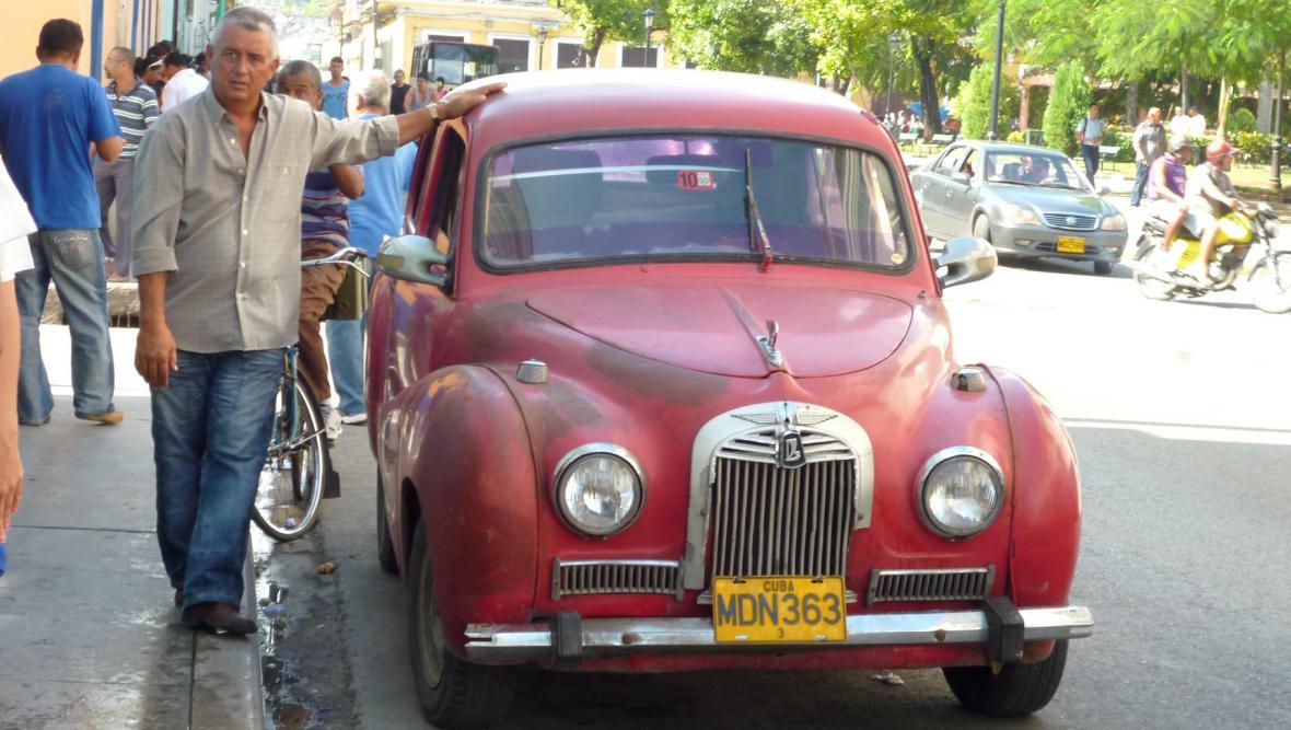 Auto na Kubě? Důvod k hrdosti