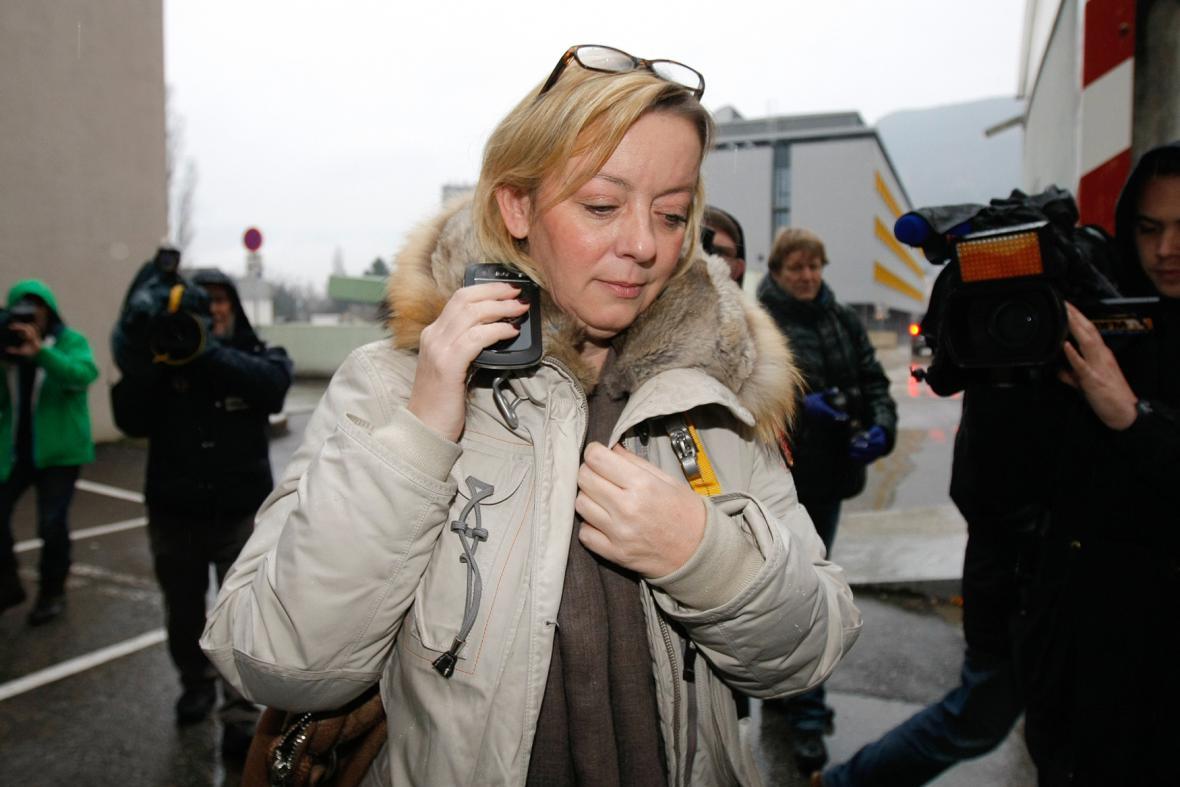 Sabine Kehmová, manažerka Michaela Schumachera