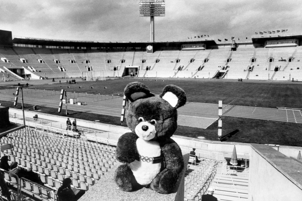 Olympijské hry v Moskvě 1980