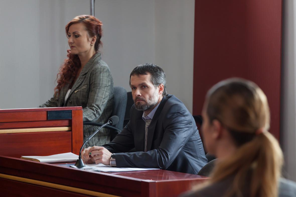 Rozsudek - jednání u soudu