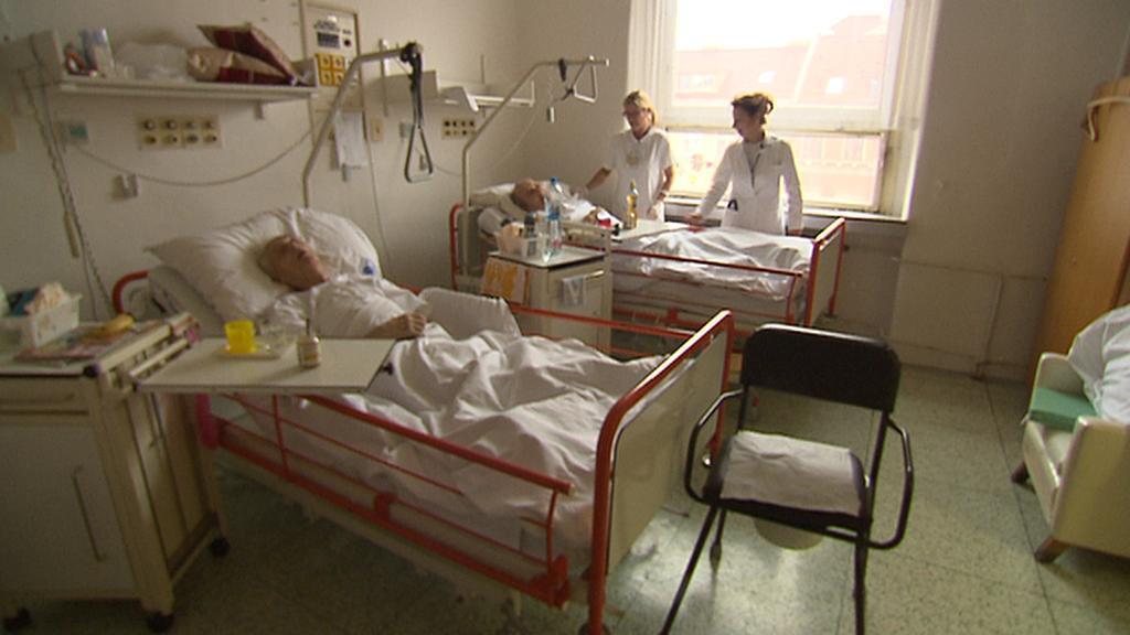Pacienti v hospici