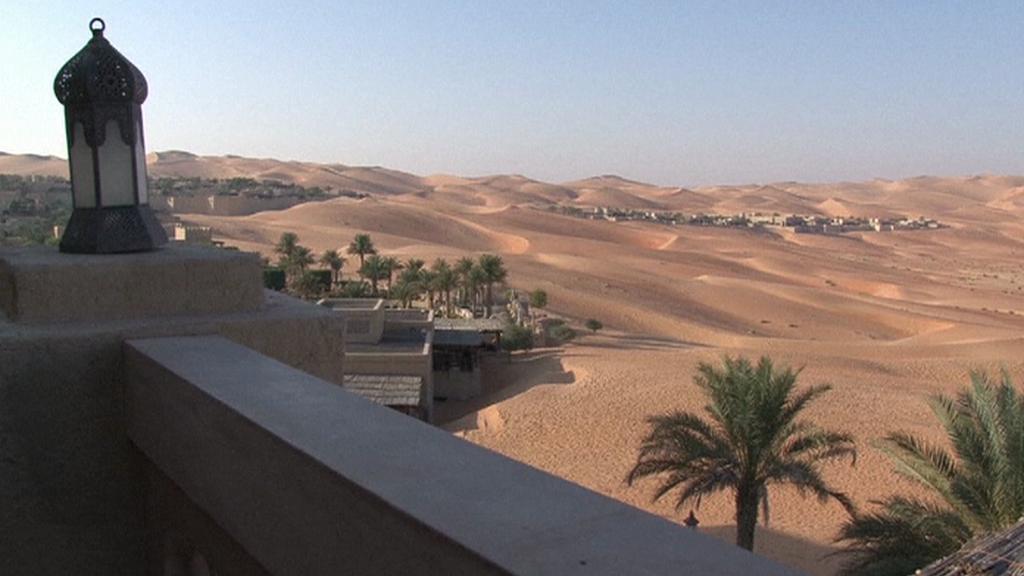 Hotel Qasr Al Sarab