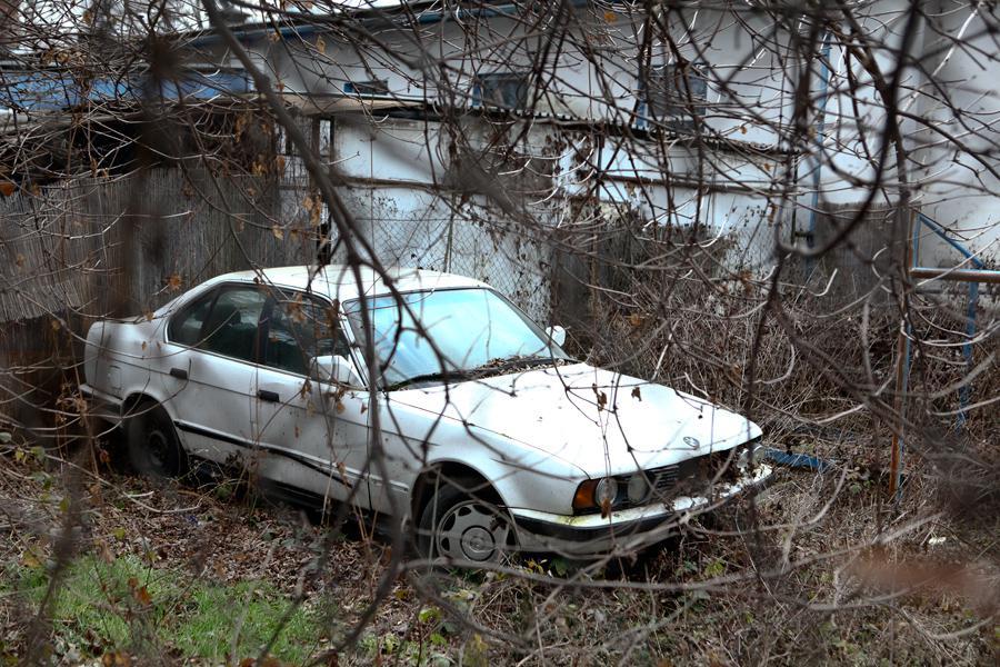 Libeňský ostrov - bývalý ráj překupníků s ojetými vozy