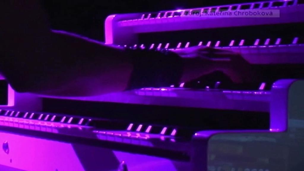 Mobilní varhany
