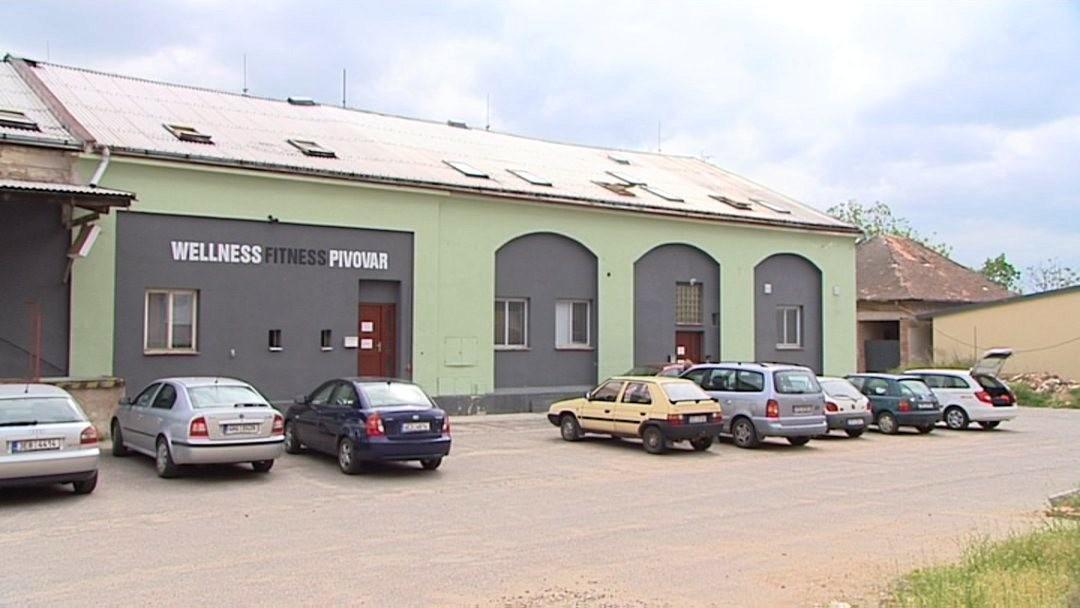 Areál bývalého pivovaru v Chrudimi
