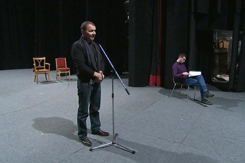 Slovácké divadlo uvede hru Pohřbívání