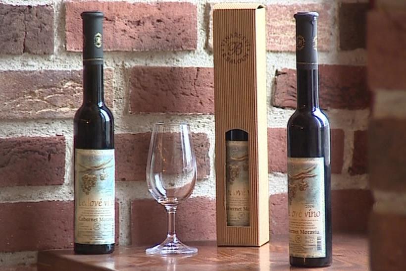 Ledová vína