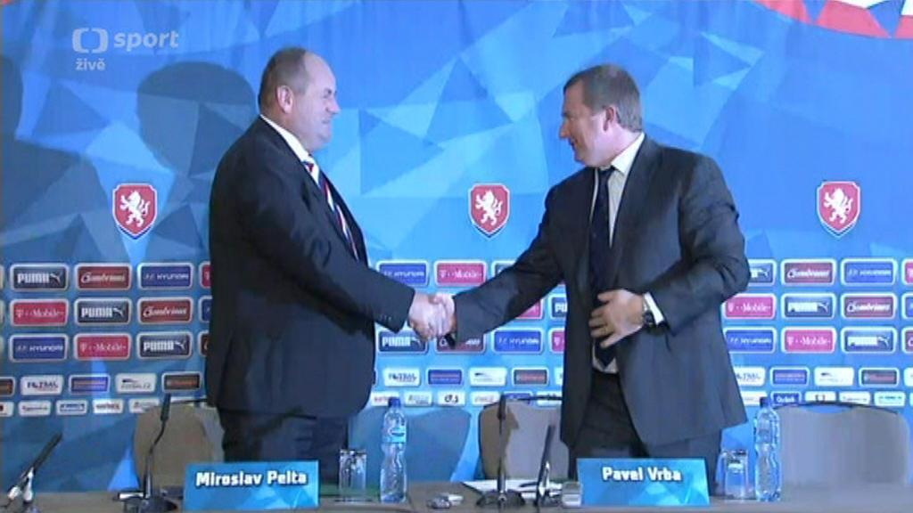Miroslav Pelta a Pavel Vrba