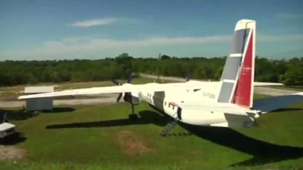 Americký komerční letoun přistál v Havaně