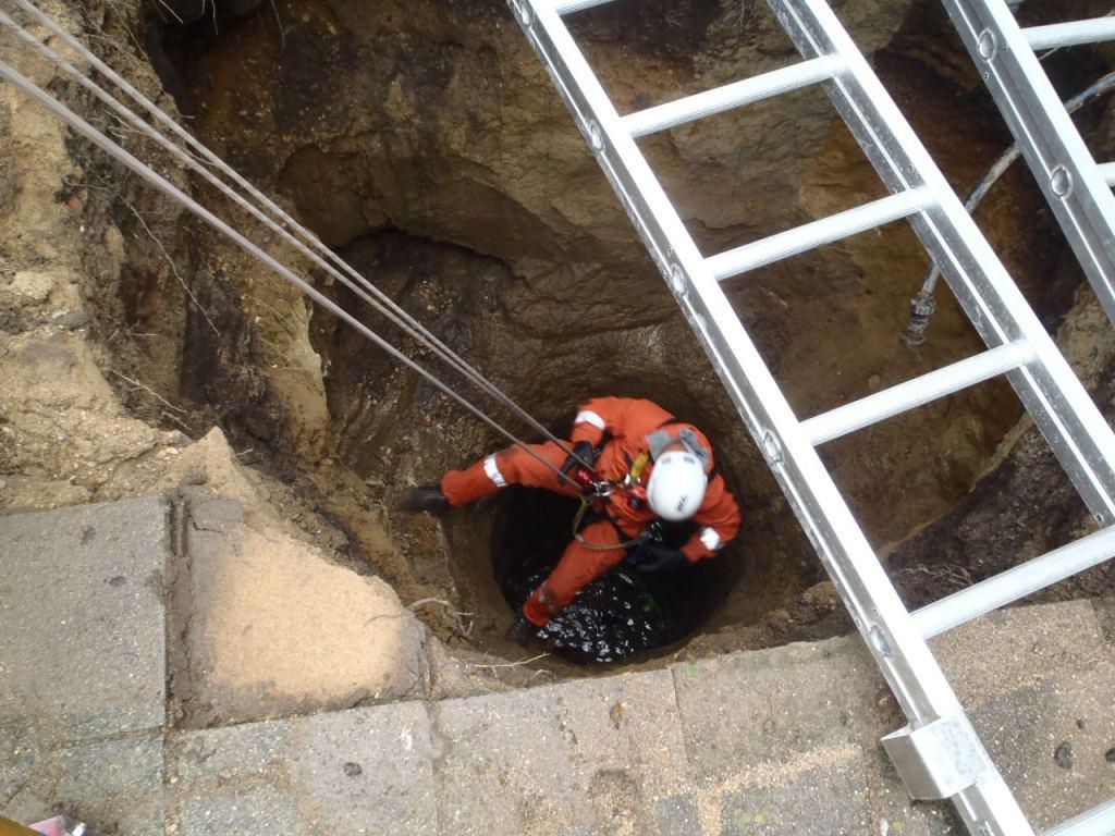 Studna byla hluboká 25 metrů