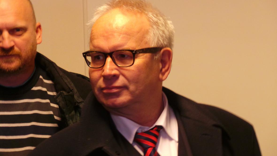 Bývalý tajemník Znojma Vladimír Krejčíř