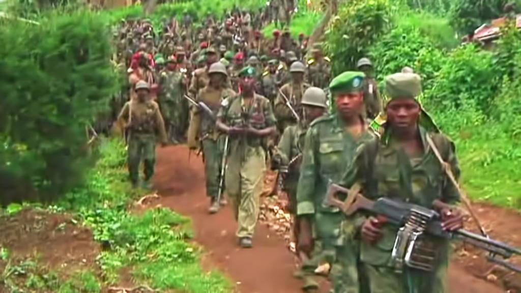 Konžská armáda