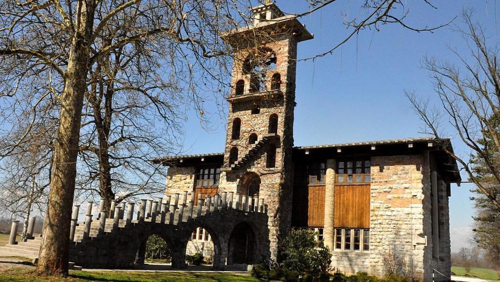 J. Plečnik / kostel sv. Michala