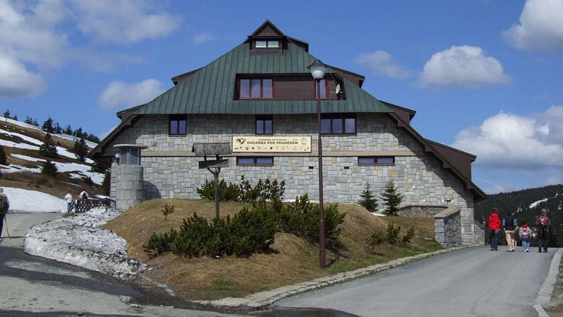 Chata Ovčárna