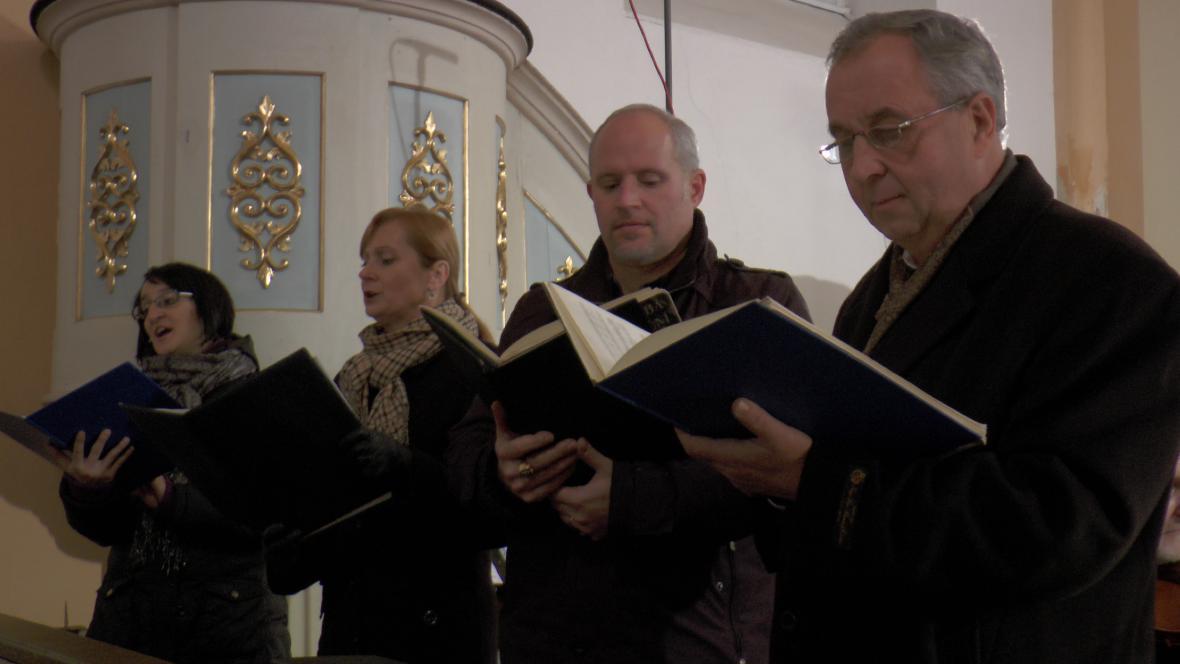 Česká mše vánoční v Humpolci