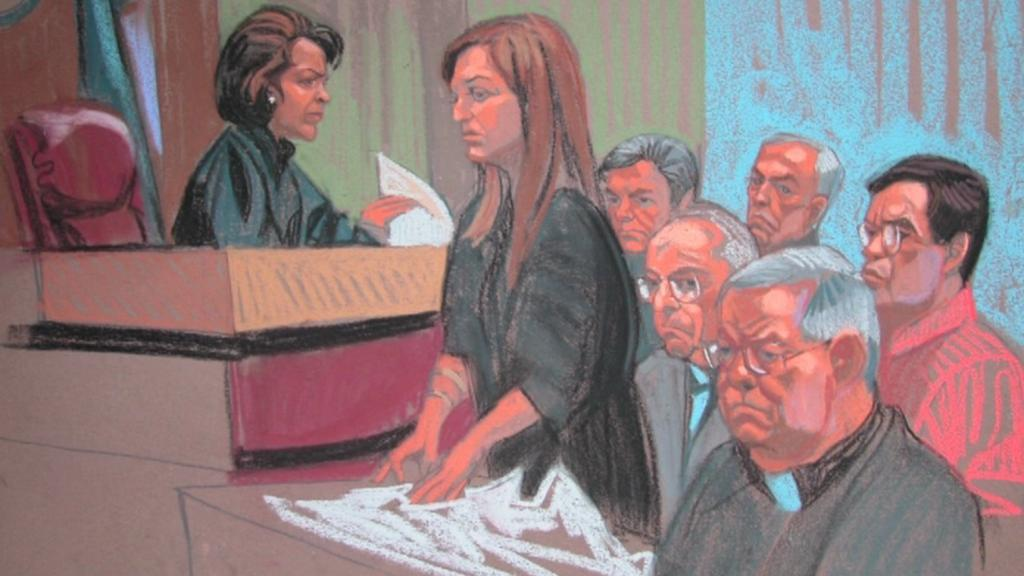 Soud s Williamem Lynnem