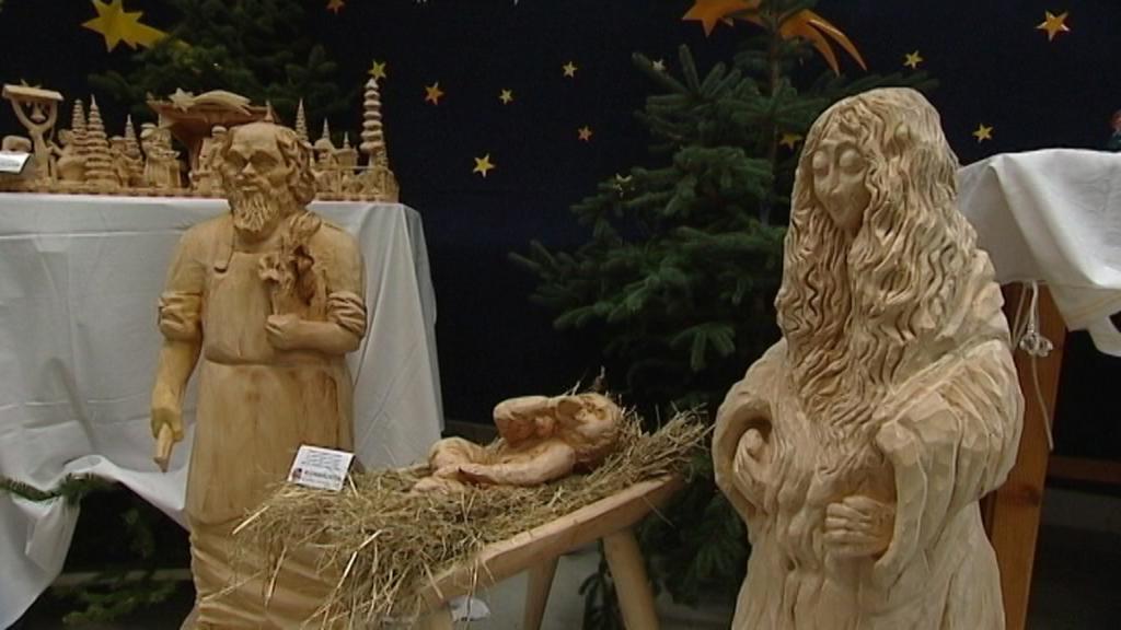 Výstava betlémů ve Frýdku-Místku