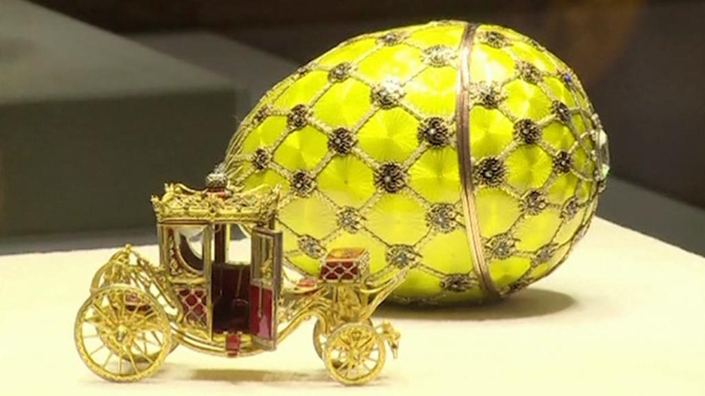Fabergého Korunovační vejce