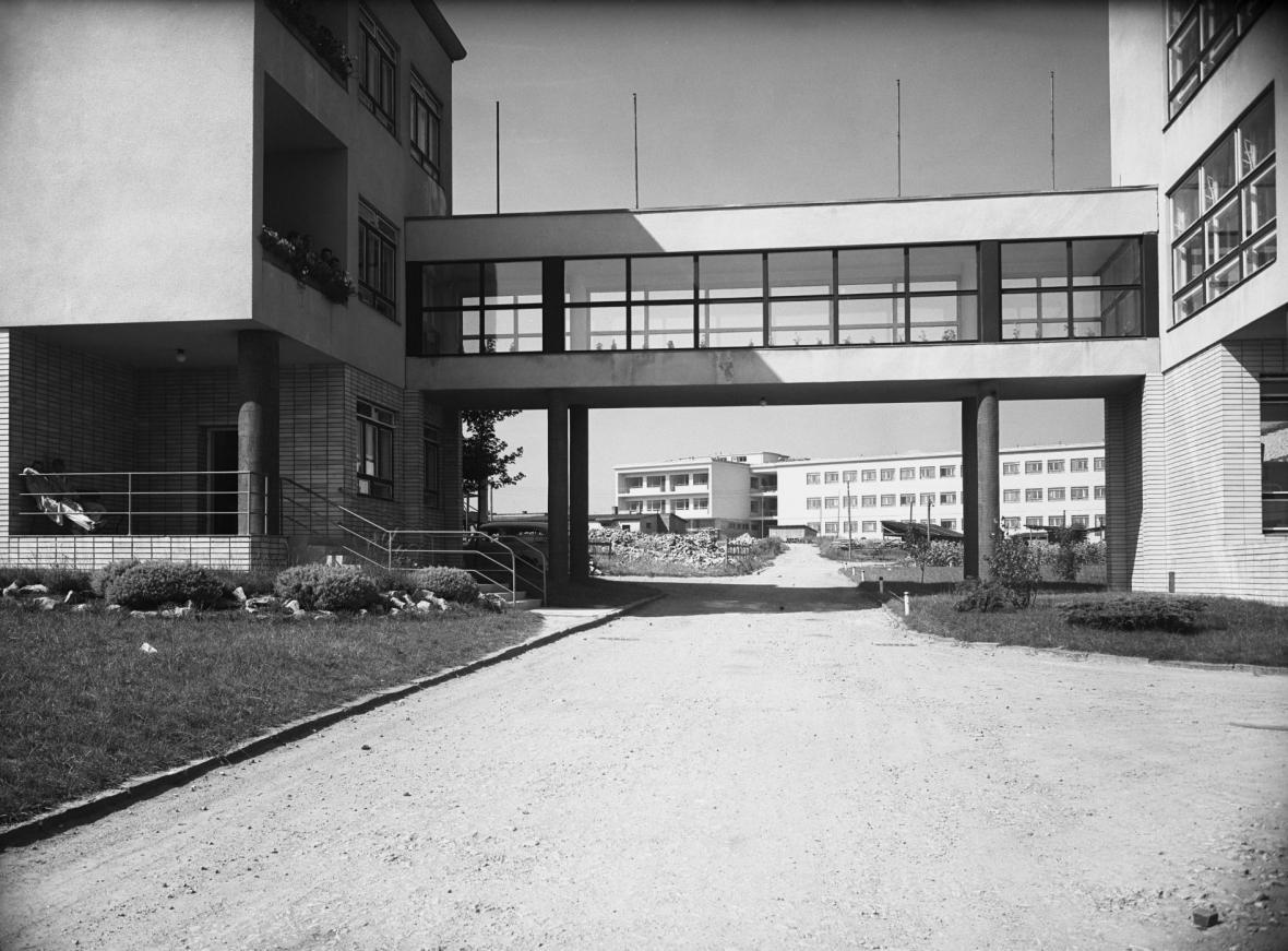 Bedřich Rozehnal / Okresní nemocnice Kyjov 1938-1948