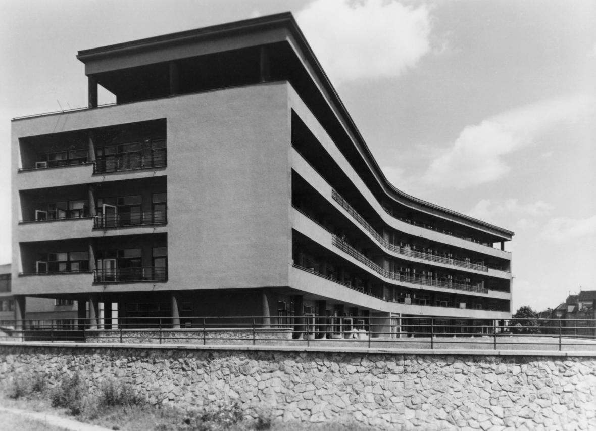 Bedřich Rozehnal / Fakultní dětská nemocnice Brno 1947-1953