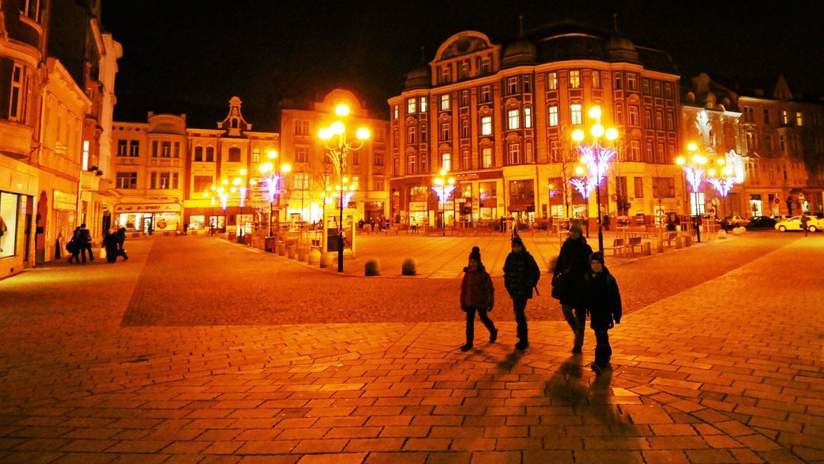Jiráskovo náměstí alias Kuří rynek