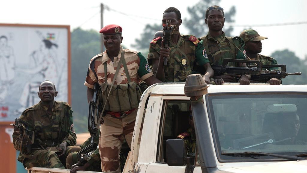 Čadské jednotky mají za úkol chránit civilisty