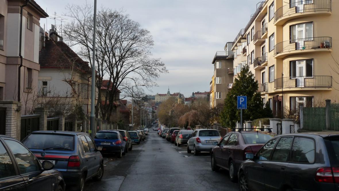 Hradešínská ulice