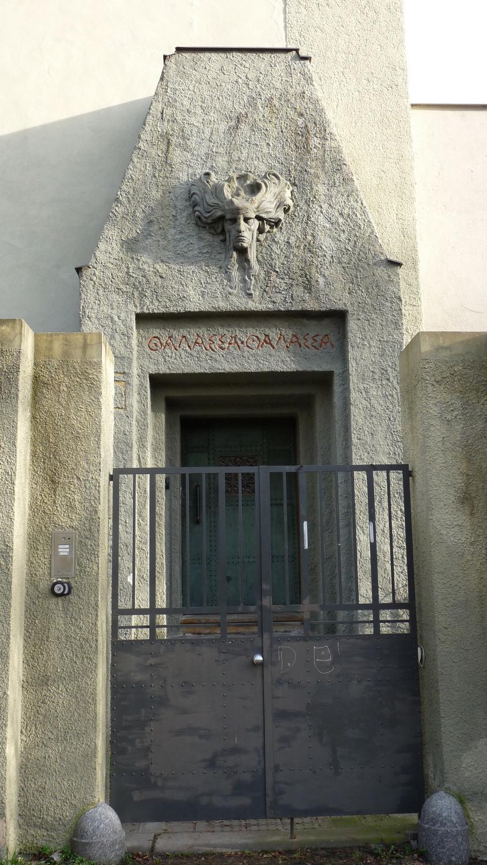 Slovenská ulice - Šalounův ateliér