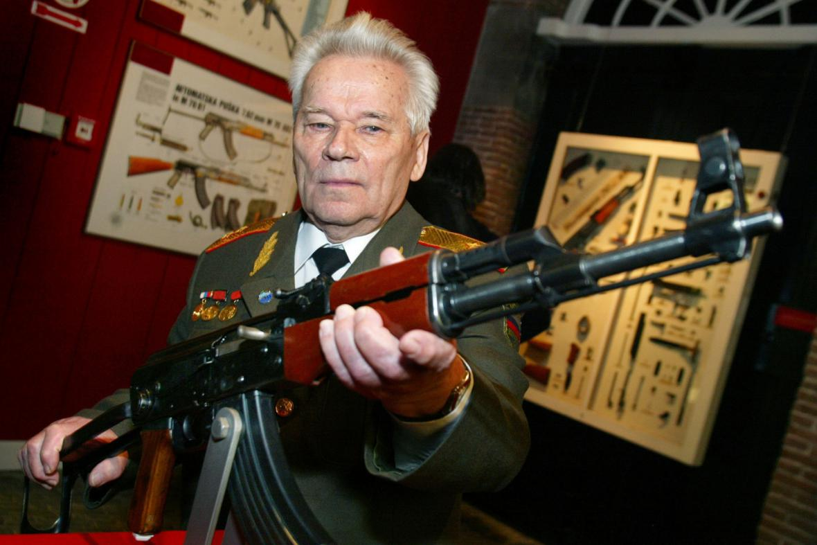 Michail Kalašnikov