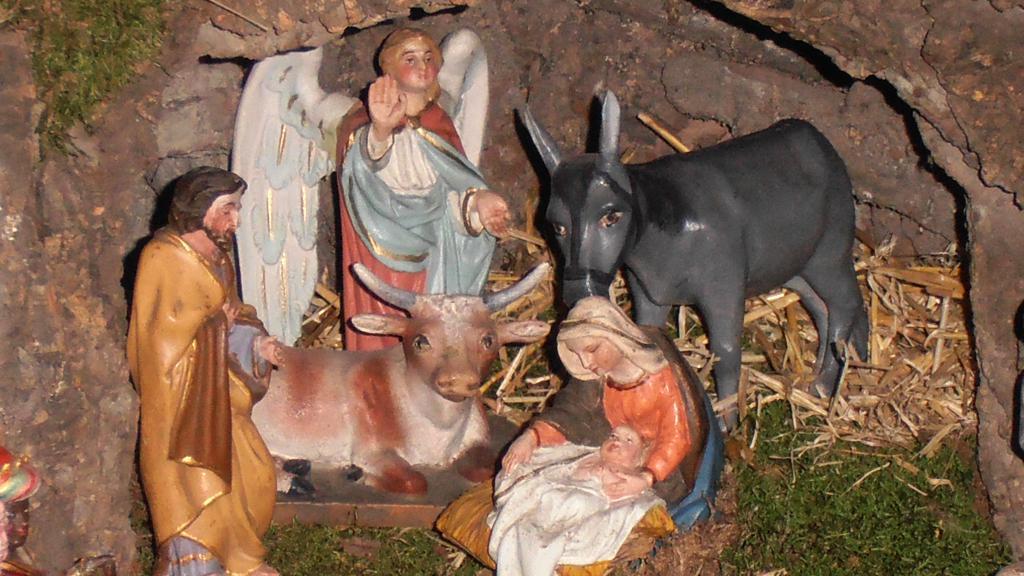 Stoletý betlém Antonína Smetáka na výstavě Staropražské Vánoce