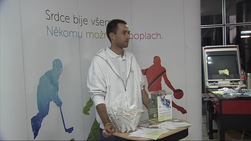 Aquakoleda měla podpořit i Nadační fond Martina Foukala