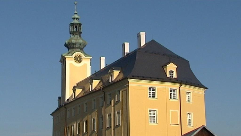 Barokní zámek ve Fulneku