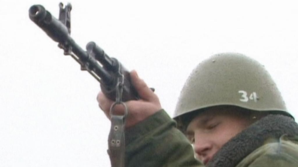 AK-47 Kalašnikov